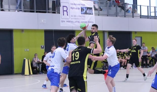 Handbal Houten - Hellas