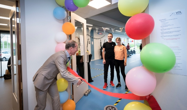 Opening VDL Fitness