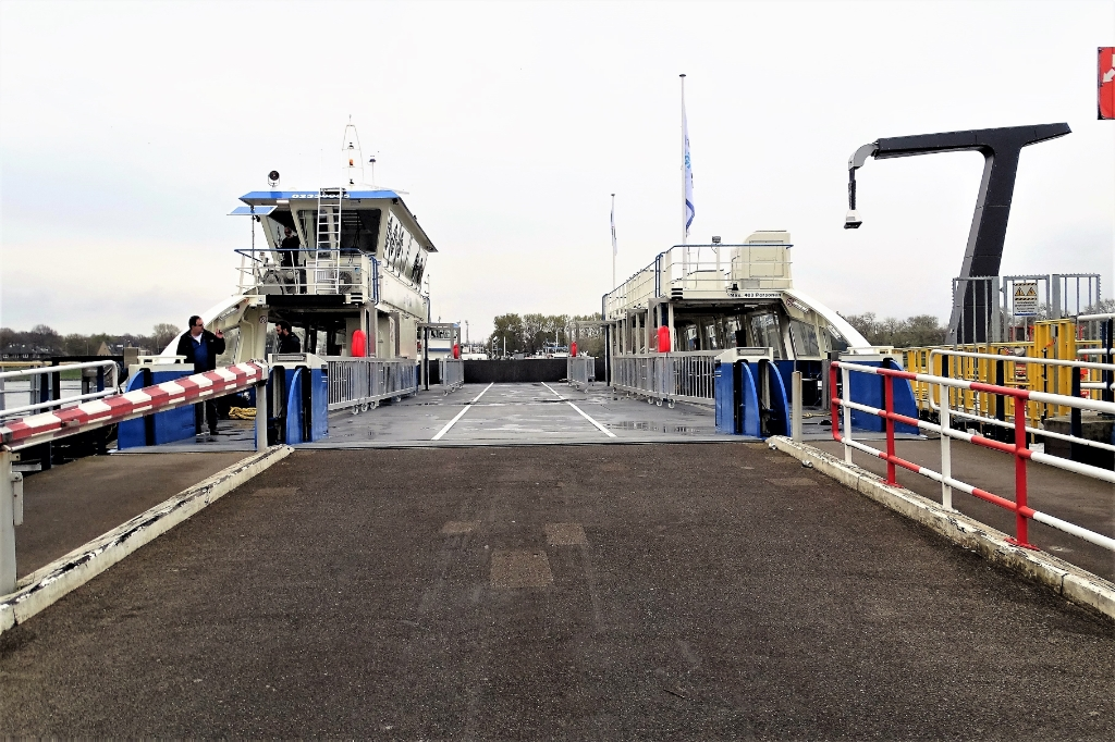 Tweede Pont Hans Blomvliet © BDU Media