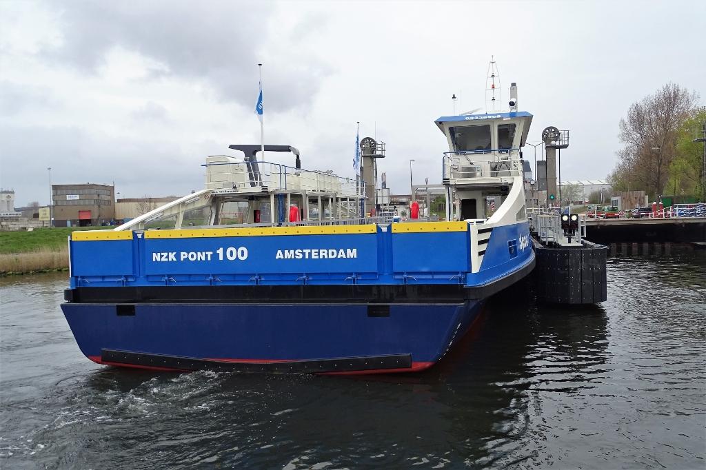 NZK Pont 100 Hans Blomvliet © BDU media