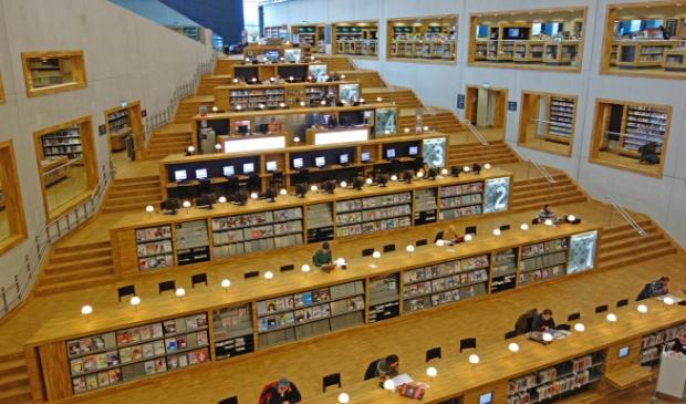 Iedereen is weer welkom in de Bibliotheek van het Eemhuis.