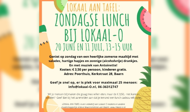 Zondagse lunches