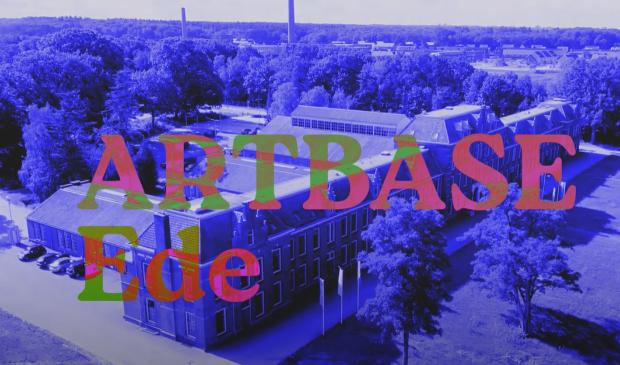 Afbeelding uit promotiefilmpje van de gemeente voor ARTBASE Ede.