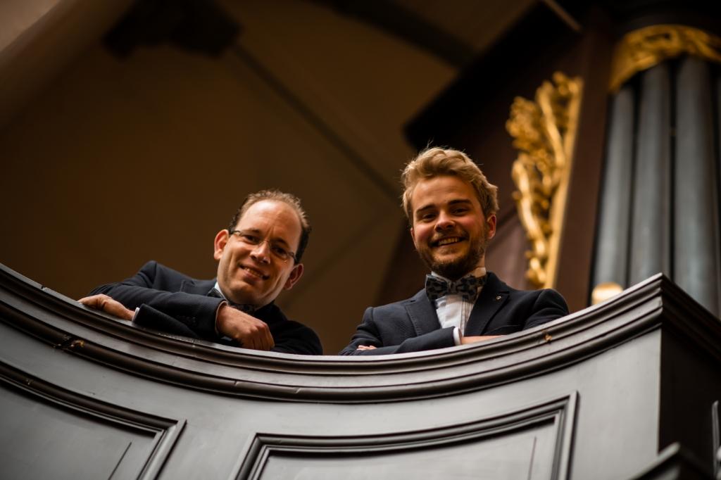 Duo Virtuoso Peter Honkoop © BDU media