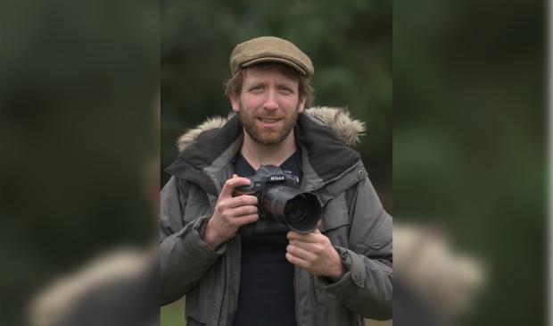 <p>Professioneel natuurfotograaf &eacute;n landgoedbeheerder Martijn Nugteren.</p>