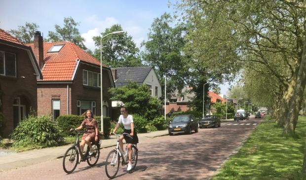 <p>Zowel fietsers als automobilisten maken gebruik van de Haarsekades</p>