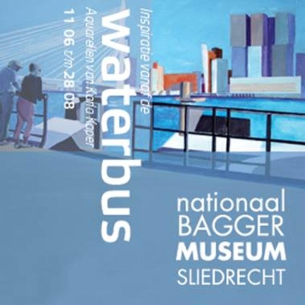 Nationaal Baggermuseum © BDU media