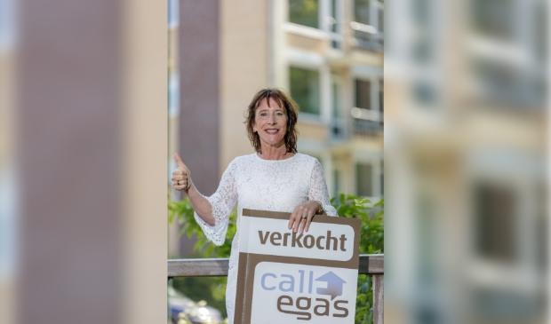 <p>Yolande Egas koos niet voor de makkelijkste weg toen zij in 2011 haar makelaarskantoor CallEgas oprichtte. </p>