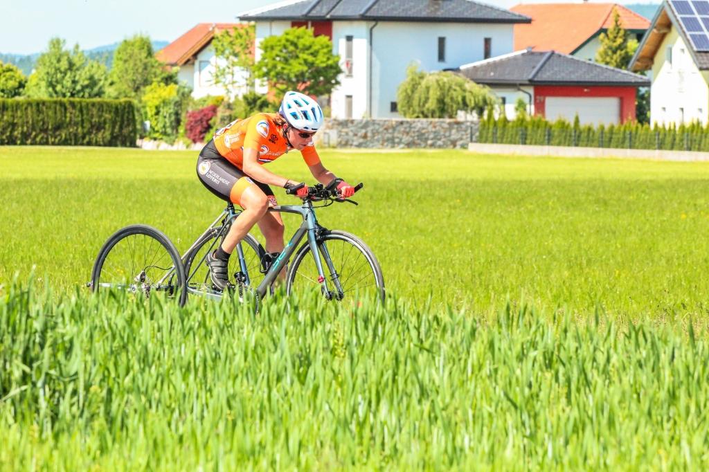 De tijdrit. UEC European Paracycling Championships © BDU Media