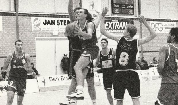 Scorepoging Jerome de Vries van Den Braven GOBA  tegen René Colthof Den Helder