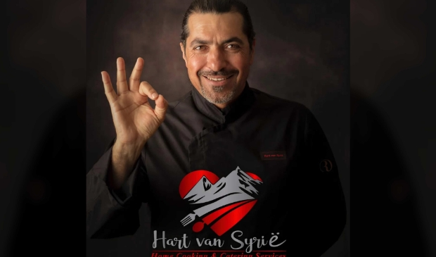 <p>Zaher Shalhoub kookt mediterraans en net zo gemakkelijk Hollandse stamppot.&nbsp;</p>
