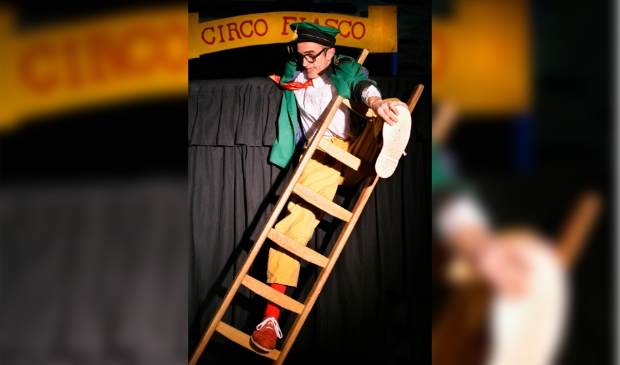 Circo Fiasco - Jeanmarie Bevort