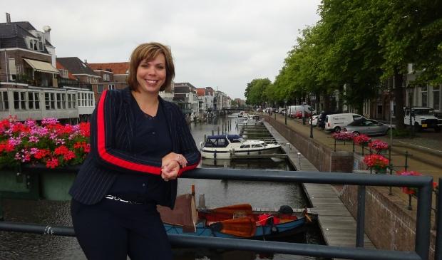 <p>Susan Klinkhamer uit Gorinchem.</p>