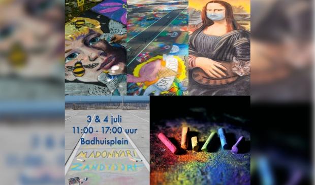 MadonnariKrijtFestival Zandvoort