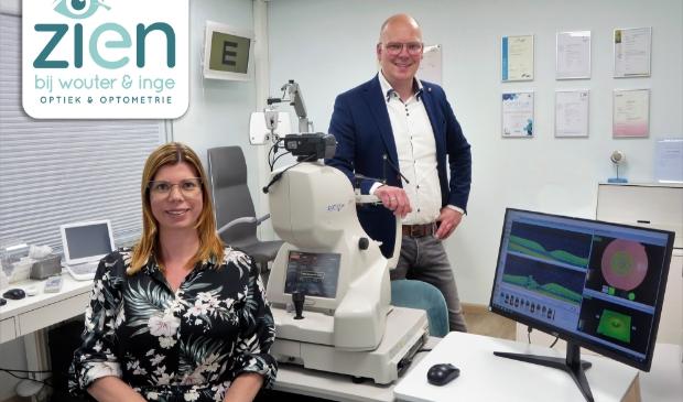 <p>Wouter en Inge zijn beiden opticien, contactlens-specialist en optometrist. </p>
