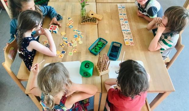 <p>,,Vrijeschoolonderwijs wordt vaak kunstzinnig onderwijs genoemd.&quot;</p>