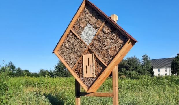 insectenhotel van De KrachtFabriek