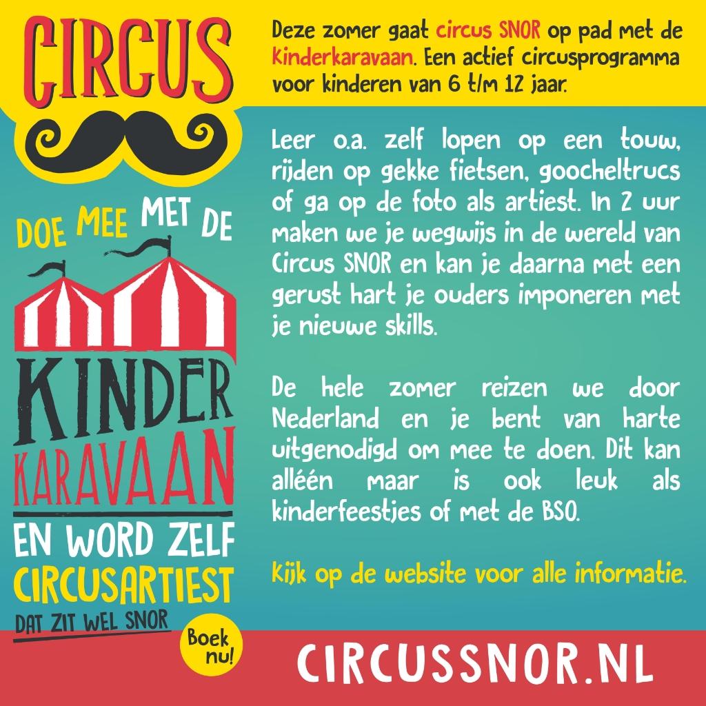 Circus Snor © BDU media