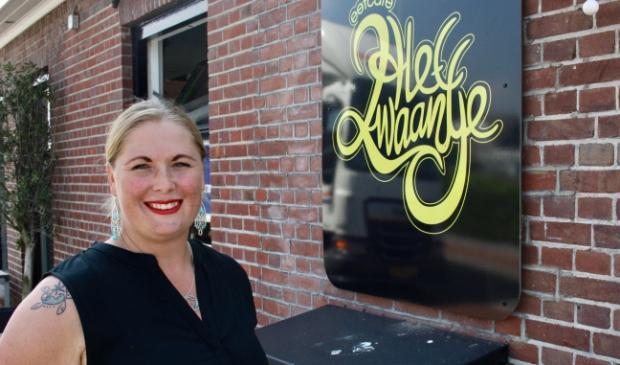 <p>Patricia is werkzaam bij het inmiddels 10 jaar bestaande Eetcafe Het Zwaantje.</p>