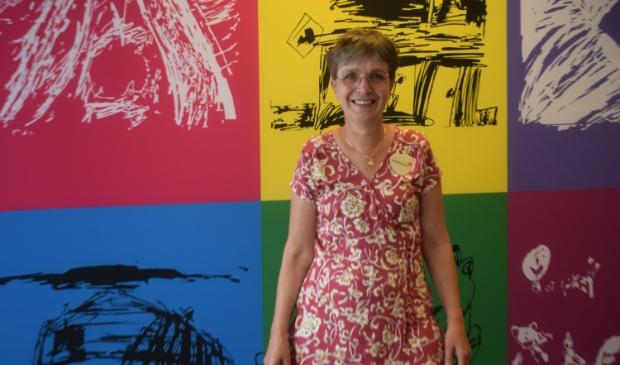 <p>Marie-ellen Jacobs is sinds december programmamedewerker bij de Baarnse bibliotheek.</p>