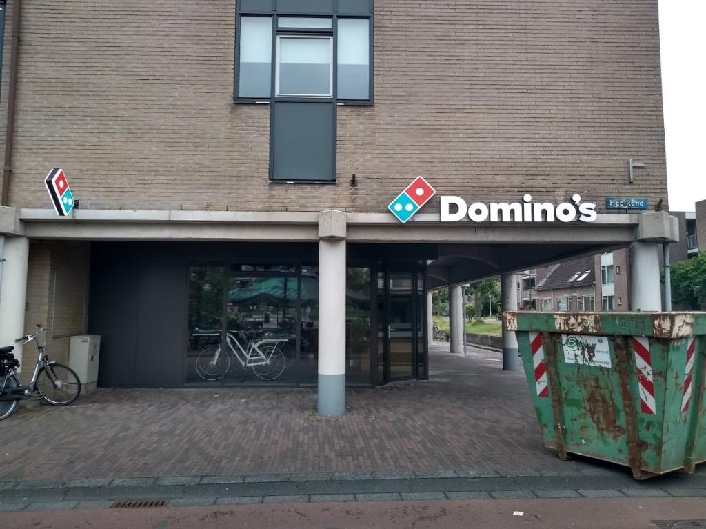 Domino's heropent TS © BDU media