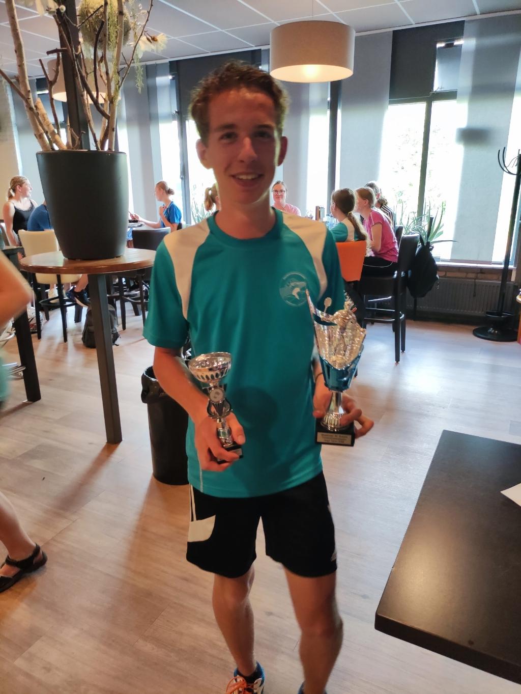 Clubkampioen heren Maarten Tromp Tom © BDU media