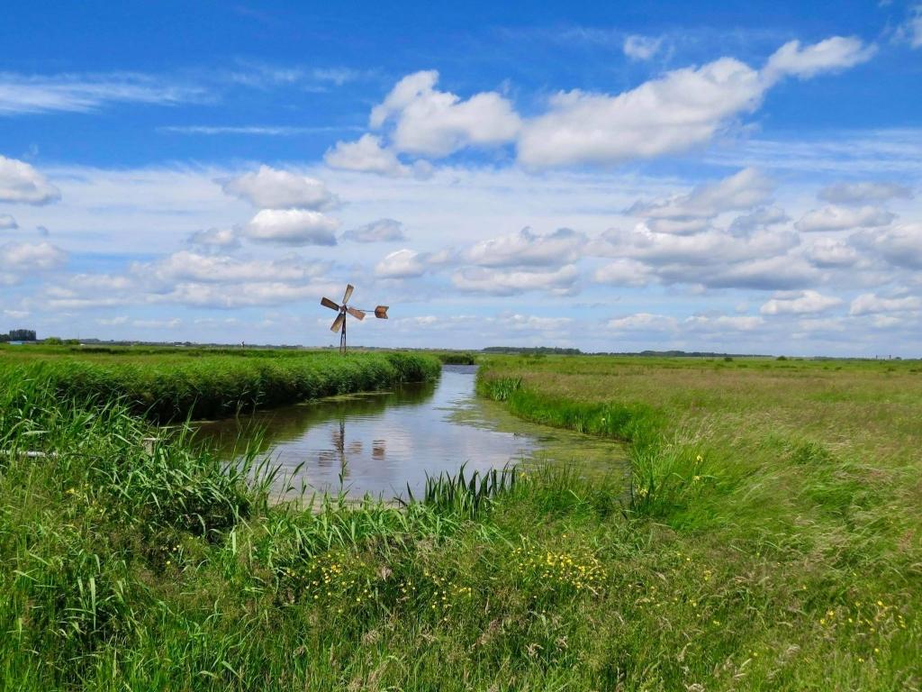 Een van de vele authentieke Windmolentjes Onno Wijchers © BDU media