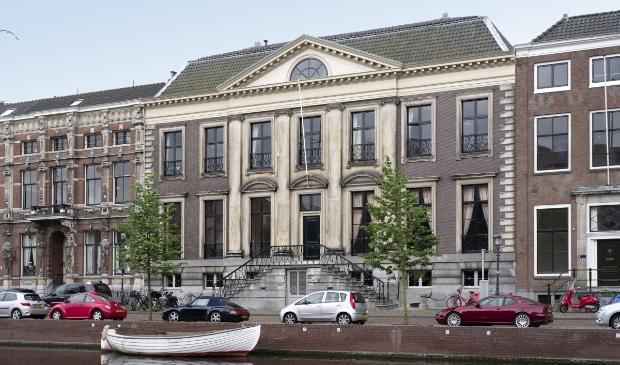 Huis Barnaart, Haarlem. Vereniging Hendrick de Keyser
