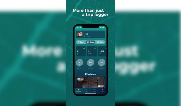 beeld slim reizen app