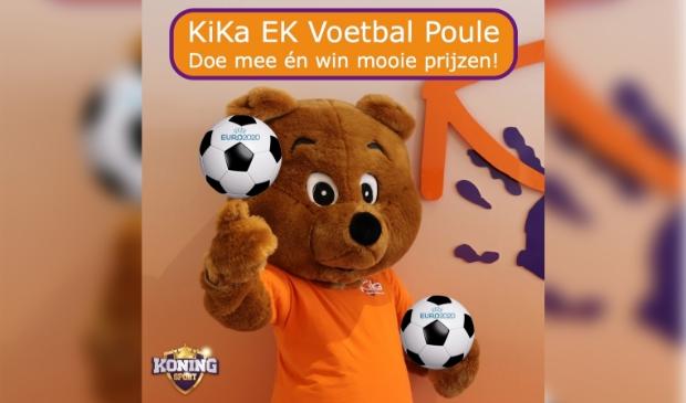KiKa EK Voetbal Poule