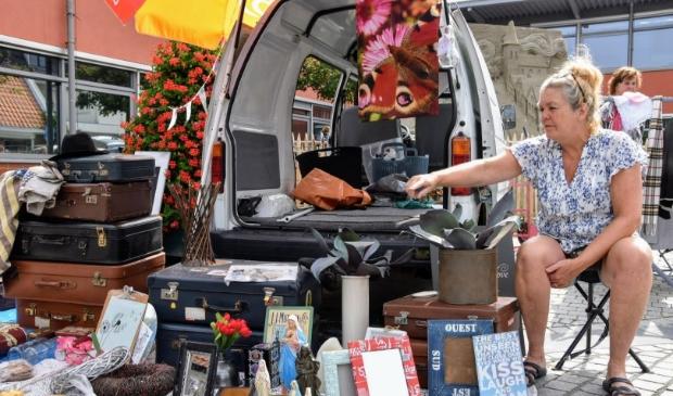 <p>De eerste kofferbakmarkt in Zandvoort sinds lange tijd, was vorige maand een succes.</p>