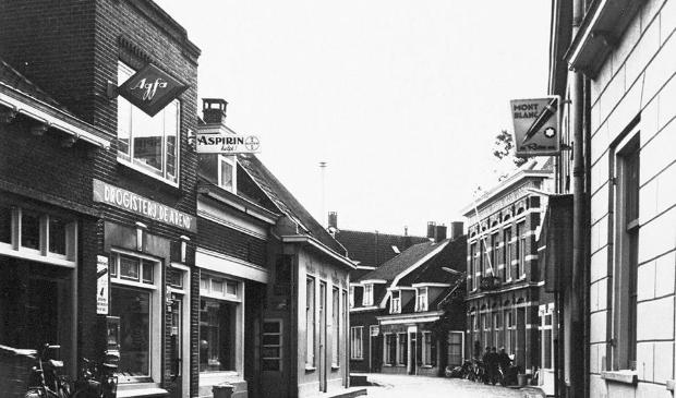 <p>De Peulenstraat</p>