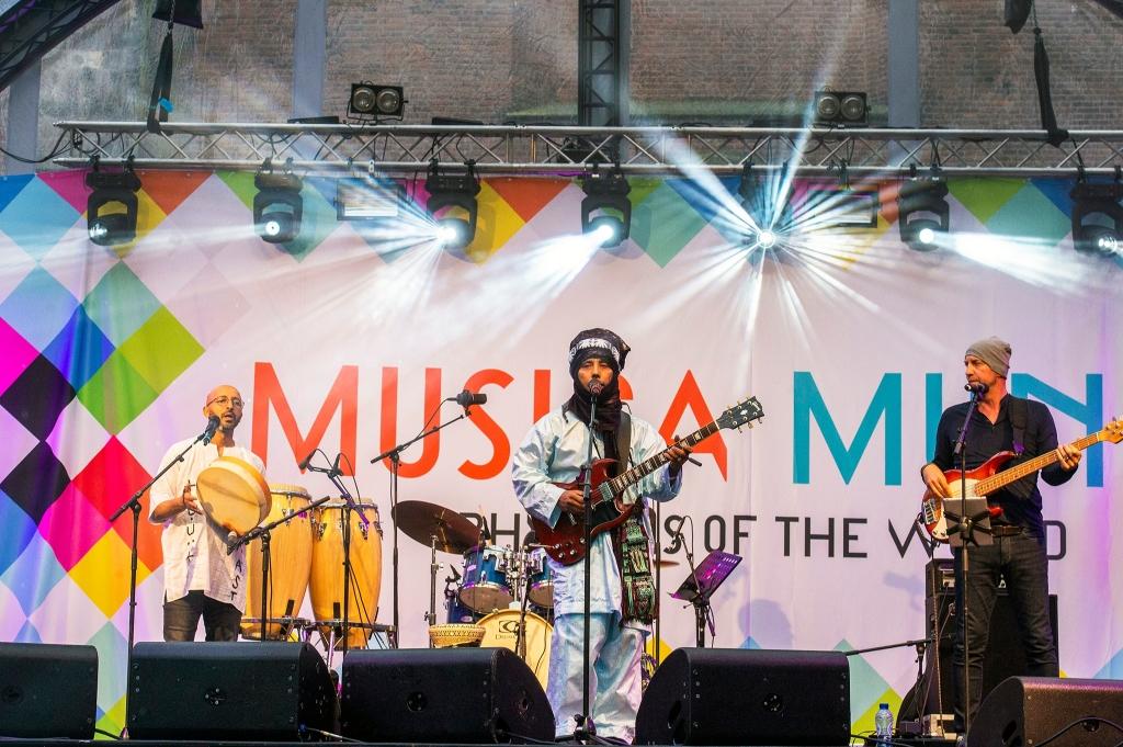 Musica Mundo  Toumast Rinus van Denderen © BDU media