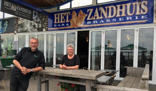 <p>In 2011 namen Herman en Petra Koster Het Zandhuis over en drukten hun stempel op het restaurant.</p>