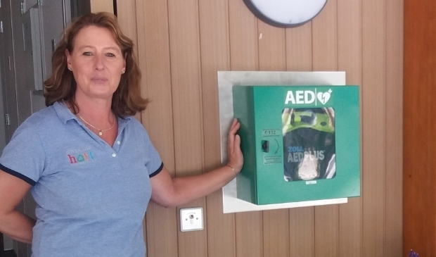 <p>Hartslag Zeist heeft 't Trefpunt&nbsp; een AED-buitenkast ter beschikking gesteld.</p>