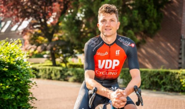 <p>Martin van de Pol werd vierde en zevende bij het WK.</p>