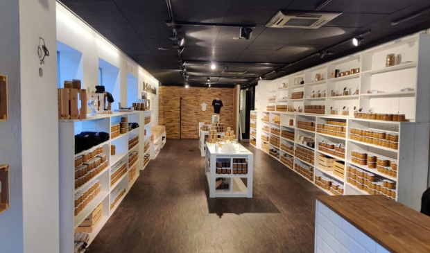 <p>Er is keuze uit allerlei smaken die je in de winkel ook kunt proeven.</p>