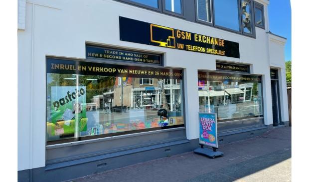 <p>De telefoonwinkel is gevestigd aan de Amsterdamseweg.</p>
