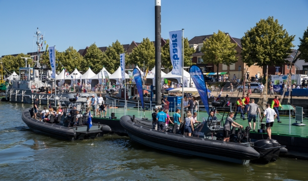 SLIEDRECHT , 29-6-2019 , Baggerfestival 2019
