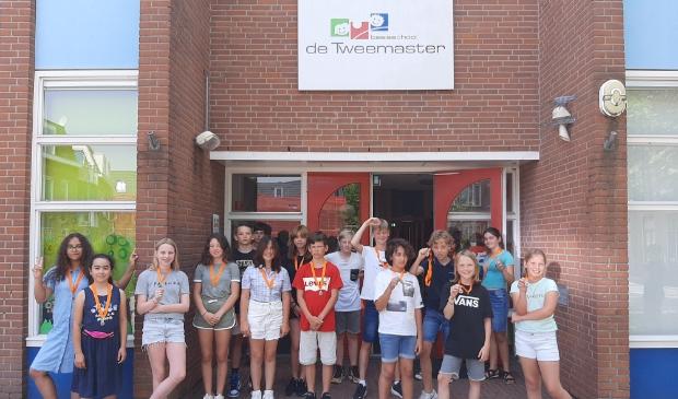 Groep 8  basisschool de Tweemaster