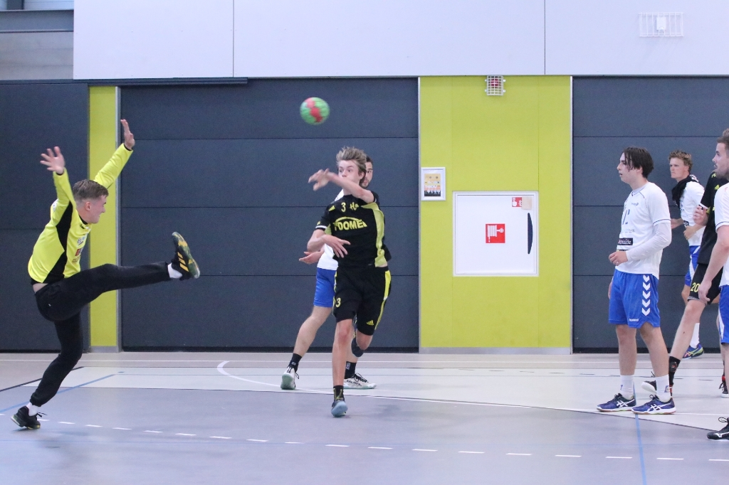Handbal Houten is kampioen na ruime overwinning op WHC/Hercules Hanna Koops © BDU media