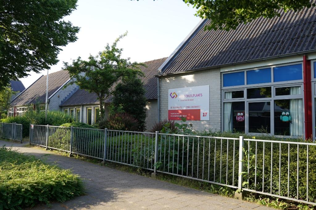 School met de Bijbel De Schuilplaats in Putten. Tim van Donkersgoed © BDU media