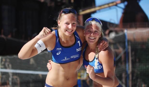 <p>Katja en Ra&iuml;sa maken nog altijd kans op een Olympisch ticket</p>