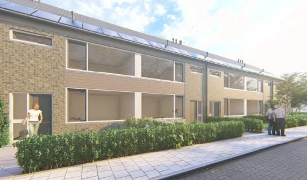 Vesteda en BAM Wonen gaan samen 116 woningen verduurzamen in Amersfoort