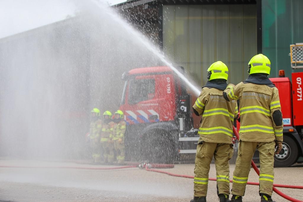 Brandweer Barneveld © BDU media
