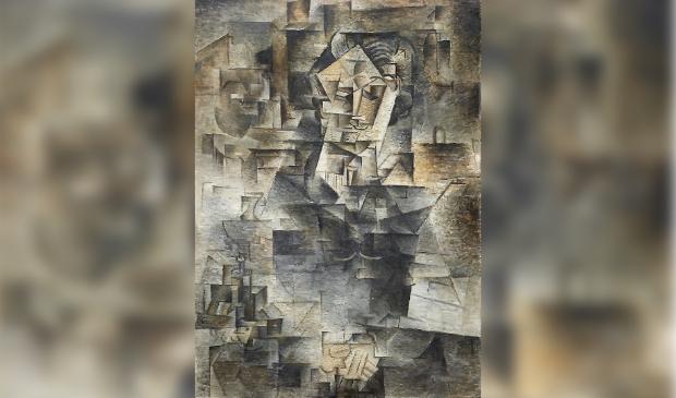 Werk van Picasso.