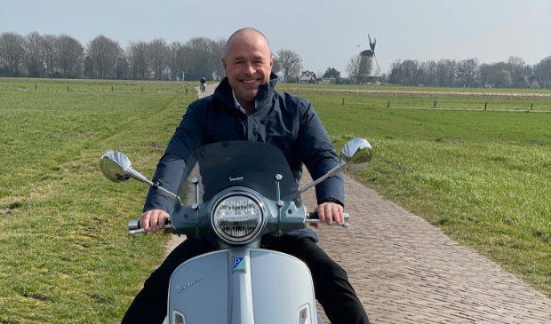 """Makelaar Walter de Boer is thuis in Soest. ,,Ik hoor mijn klanten dikwijls zeggen: 'Jij snapt wat ik nodig heb'."""""""