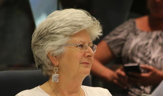 <p>SP-raadslid Marina Casadei.</p>