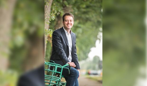 <p>Frank van Veldhuizen van Faam Werkt.</p>