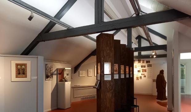 <p>De zolder van het museum is gewijd aan de Martelaren van Gorcum. </p>